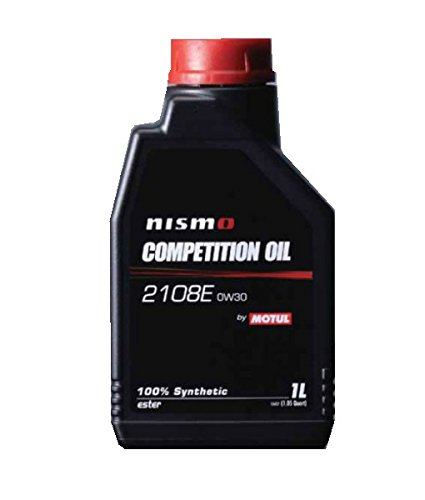 nismo ( ニスモ ) エンジンオイル COMPETITION OIL type 2108E 0W30 (1L) KL000-RS331