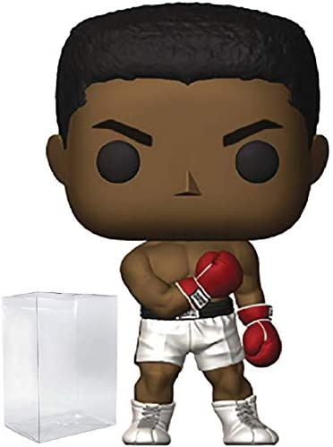 Funko Pop Sports Legends Muhammad Ali Pop Vinyl Figure Includes Compatible Pop Box Protector product image
