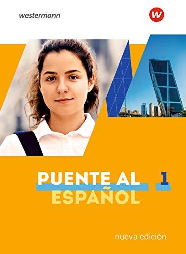 Puente al Español nueva edición - Ausgabe 2020: Schülerband 1 (Puente al Español nueva edición: Lehrwerk für Spanisch als 3. Fremdsprache - Ausgabe 2020)