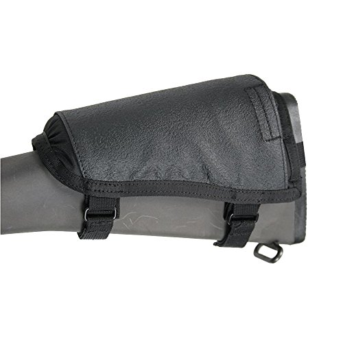 BLACKHAWK K01400-C SpecOps Folder Shotgun Stock Remington 870, Black, 20 Gauge