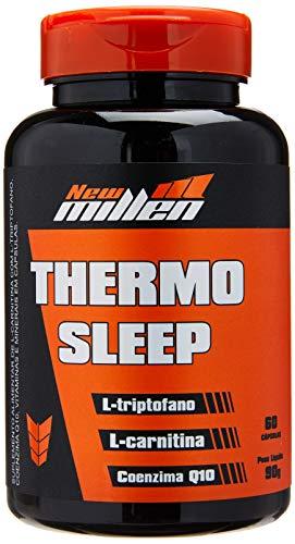 thermo sleep, New Millen, pote 60 capsulas (