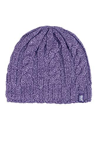Heat Holders - Bonnet - Homme - Violet - Violet - Taille unique