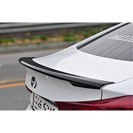 ONZIGOO Rear Spoiler Black Color Compatible with Hyundai New Elantra//Avante Ad 2017 2018