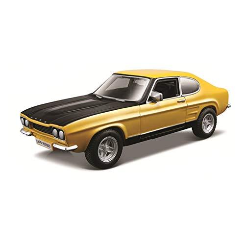 De Molde Fundido 1:32 para Ford RS2600 (1970) vehículo a Escala de aleación Diecast Coches Modelo de colección de Coches de Juguete Regalo para decoración de niños