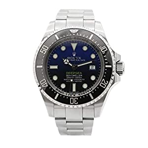Fashion Shopping NEW Rolex Sea Dweller Deepsea Stainless Steel Mens watch 116660