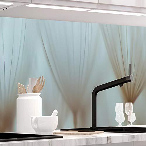 StickerProfis Küchenrückwand selbstklebend Pro Pusteblume 60 x 280cm DIY - Do It Yourself PVC Spritzschutz