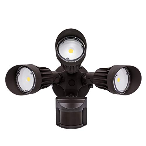 JJC LED Security Lights Motion Sensor Flood Light