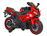 Toy House BMW S1000RR Superbike with Rechargeable Battery Operated Ride-On for Kids