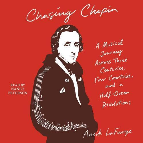 Couverture de Chasing Chopin