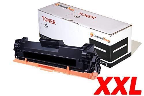 CVT CompraVentaToner - Toner Compatible CF244A XXL Jumbo 2.000Pag. para HP Laserjet Pro M15a M15w M16a M16w MFP M28a M28w M29a M29w