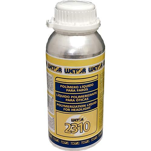 WETOR 2310 - Polímero líquido para restauración de Faros 600 ml