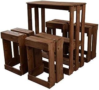 Amazon.es: muebles de exterior de forja: Jardín
