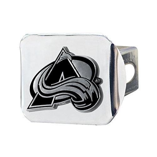 NHL Colorado Avalanche Hitch Cover, 4 1/2