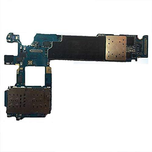 Tablero de reemplazo de computadora Fit Desbloqueado Fit For Su Junta Chips Lógicos Función Samsung Galaxy S7 G930fd Placa Base Entera De Placa Base Dual SIM Con Completa Placa base de computadora de