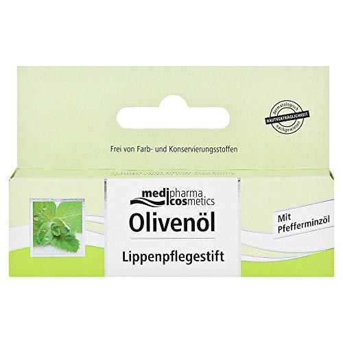 Medipharma Cosmetics Olivenöl Lippenpflegestift, 100 G 01082796