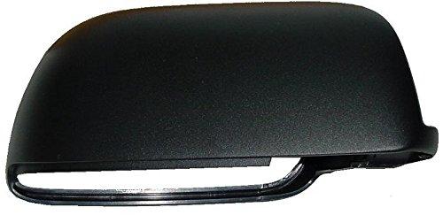Carcasa espejo retrovisor Polo 2001-2005 derecha negra