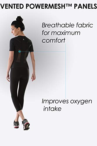 ALIGNMED Posture Shirt Pullover for Women - Black, Medium