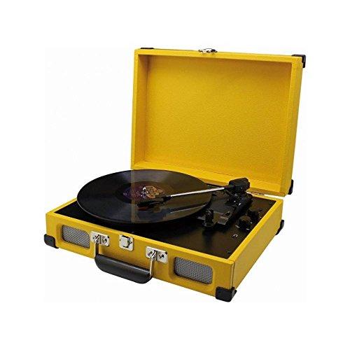 Soundmaster PL580GE Koffermodel platenspeler