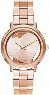 Michael Kors Women's Jaryn Rose Gold-Tone Watch MK3622