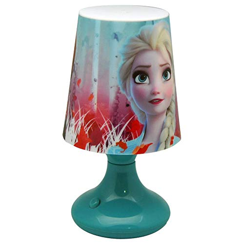 Disney La Reine des Neiges Lampe de chevet Reine des neiges 2