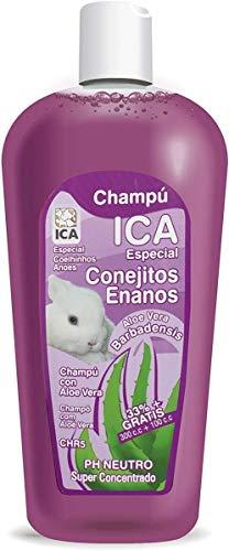ICA CHR5 Champú con Aloe...