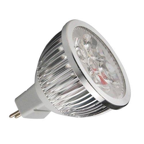 THG 10x Energ¨ªa Eficiente D¨ªa MR16 / Cool White 6W LED CE...