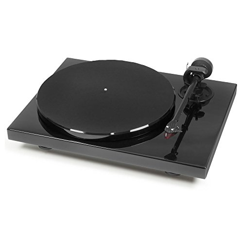 Pro-Ject Xpression Carbon Classic Plattenspieler (2MSILVER) schwarz