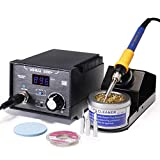 Best Soldering Stations - Yihua 939D+ Professional 75 Watt Digital Soldering Iron Review
