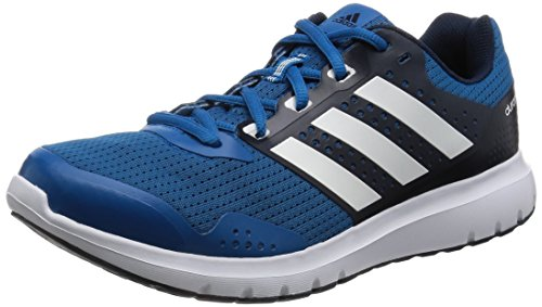 adidas Herren Duramo 7 Laufschuhe, Blau (Unity Blue/FTWR White/Collegiate Navy), 42 2/3 EU