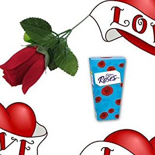 Cadbury The Roses And Valentines Rose Gift Set By Moreton Gifts