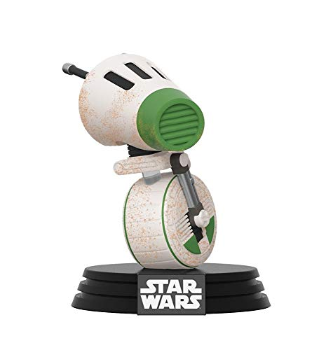 Funko 43091 POP Star Wars The Rise of Skywalker-D-0 Disney Sammelbares Spielzeug, Mehrfarben