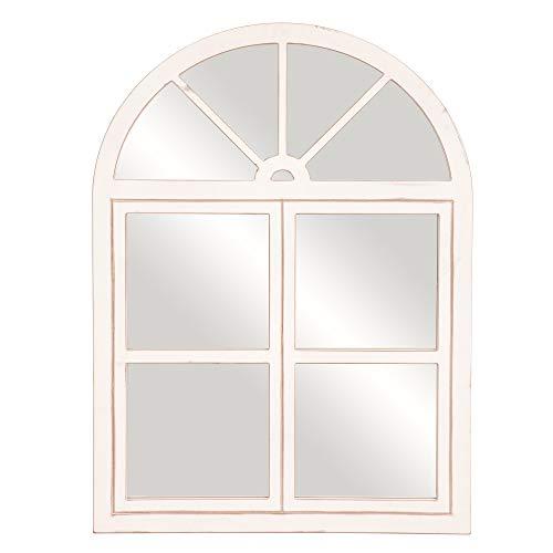 espejo forma ventana fabricante Patton Wall Decor