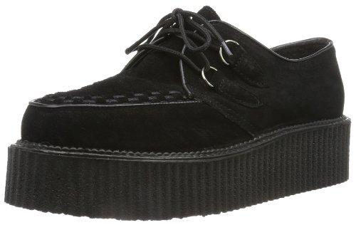 Pleaser CREEPER-402S EU-CREEPER-402S/B - Zapatos para hombre - Negro (Schwarz...
