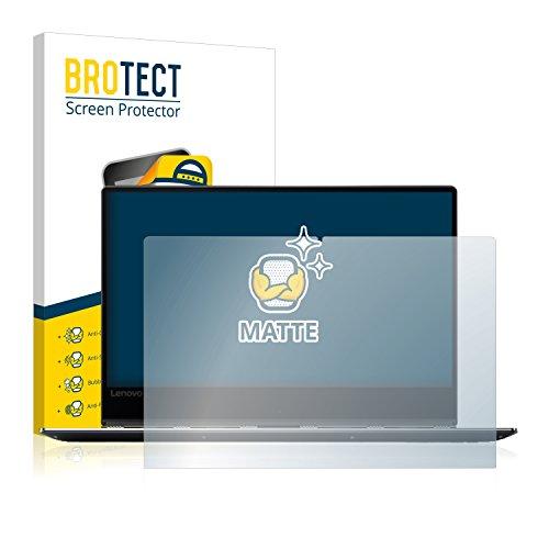 BROTECT Entspiegelungs-Schutzfolie kompatibel mit Lenovo Yoga 920 Bildschirmschutz-Folie Matt, Anti-Reflex, Anti-Fingerprint