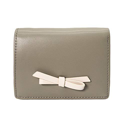 MINISO 財布 財布 クラッチ カードスロット コインホルダー付き ガールズ レディース グリーン