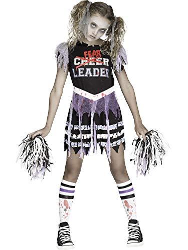 Zombie Fearleader Girls Costume