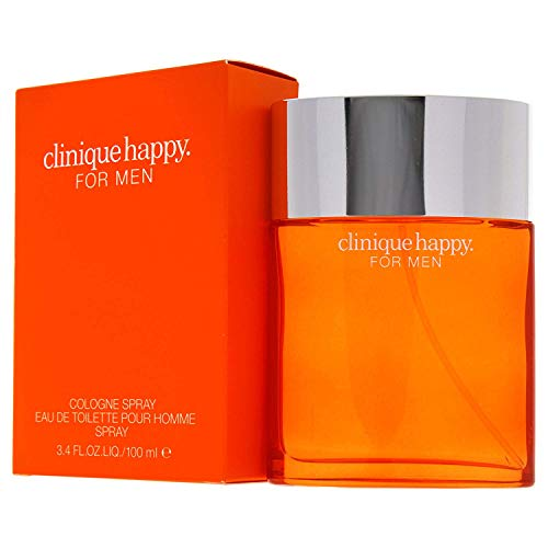 Clinique Happy for Men 100 ml Cologne Spray, 1er Pack (1 x 100 ml)