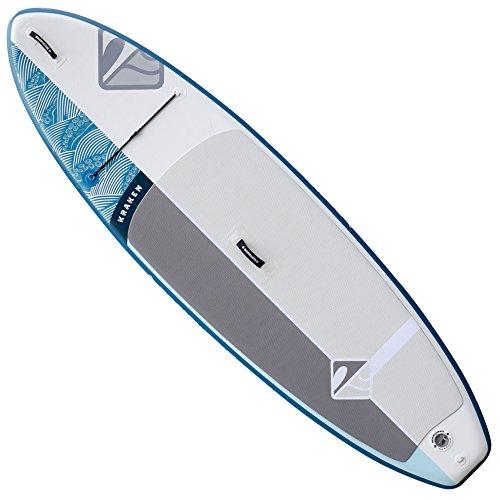 Boardworks SHUBU Kraken Inflatable Standup Paddle Board, 10'
