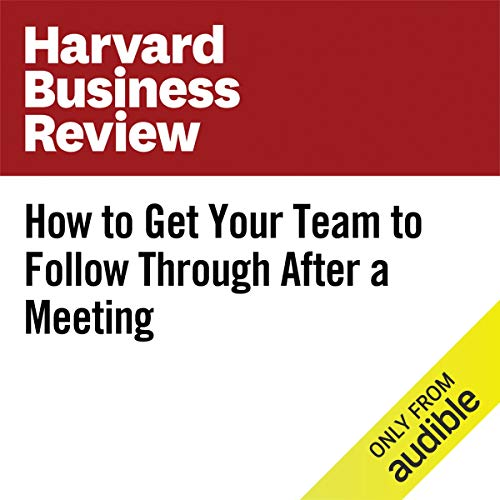 How to Get Your Team to Follow Through After a Meeting copertina