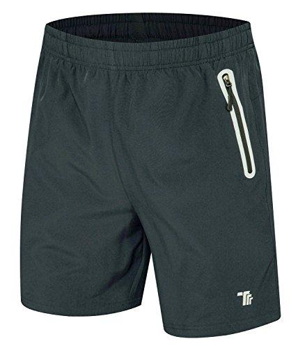 Top 10 Best Men's Training Shorts with Zipper Pockets Comparison