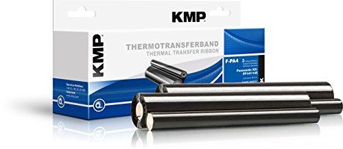 KMP F-PA4 Thermo-Transfer-Band (ersetzt KX-FA54X) black
