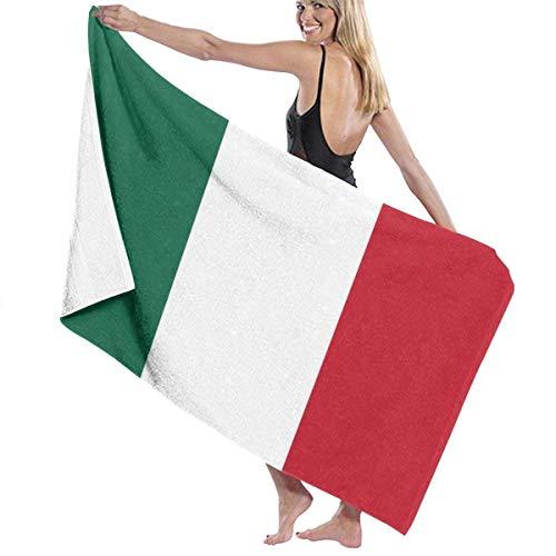 Olie Cam Toallas de baño Premium Unisex con Bandera de México, Ultra...