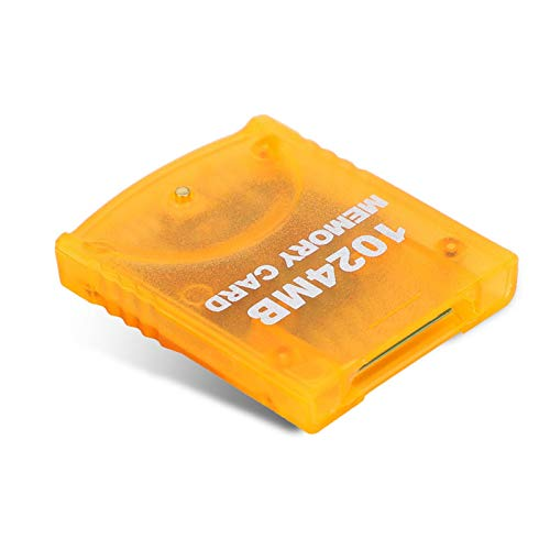 Yctze Tarjeta de Memoria Tarjeta de transmisión eficiente y de Alta Velocidad Tarjeta de Memoria con núcleo Flash Integrado Tarjeta de Memoria de Gran Capacidad de 1024 MB
