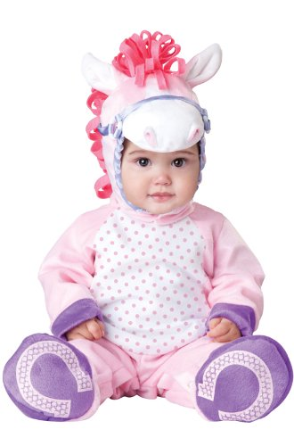 Incharacter Costumes IC6048-M filles en bas -ge Jolie Lil Poney Costume Grande Taille