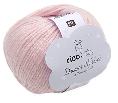Rico Baby Dream Laine douce pour tricot et crochet Couleur 003