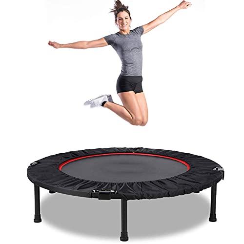 MARLU Pro Gym Rebounder - Cama Elástica Plegable, Trampolín, Mini Trampolín Fitness,...