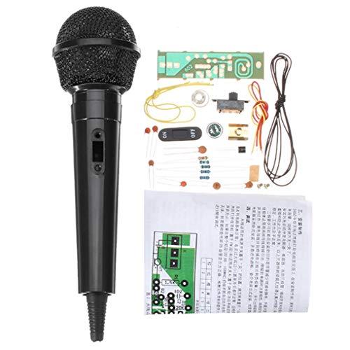 Yongse DIY FM-microfoon, draadloos, elektronische productieset, FM-training op elektronische onderdelen
