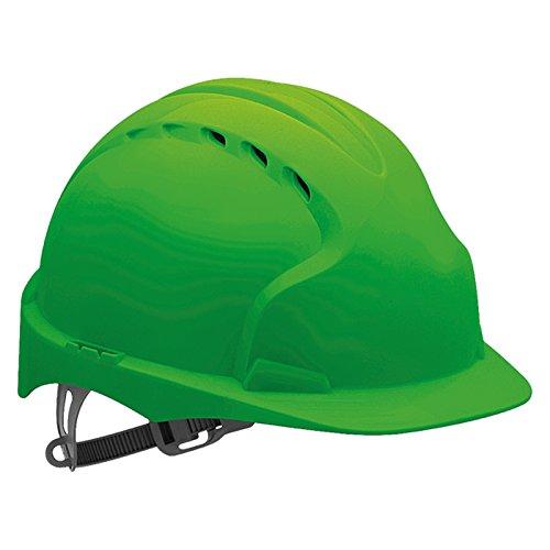 SCHUTZHELM KAS-EVO2 Bauhelm Industriehelm Sicherheitshelm Arbeitshelm Kappe HDPE