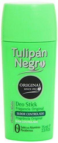 Tulipán Negro - Deo Stick Original - Sudor Controlado - 75 ml
