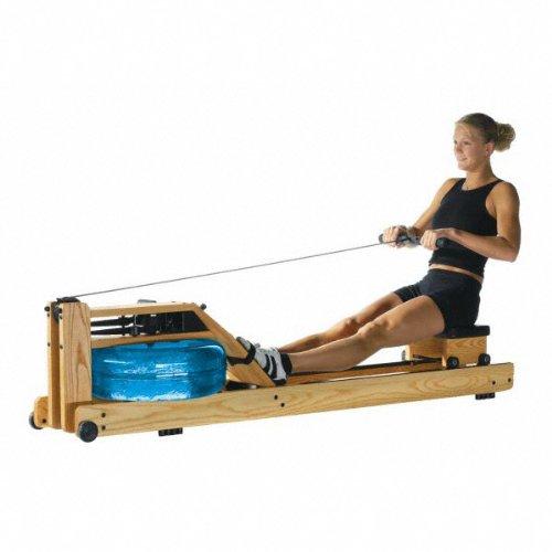 Water Rower 0 - Máquina de remo para fitness